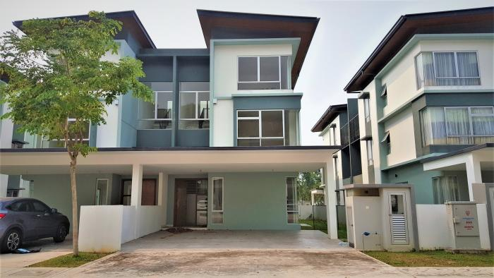 [3 STOREY] SEMI D Tropicana Heights Kajang Intermediate