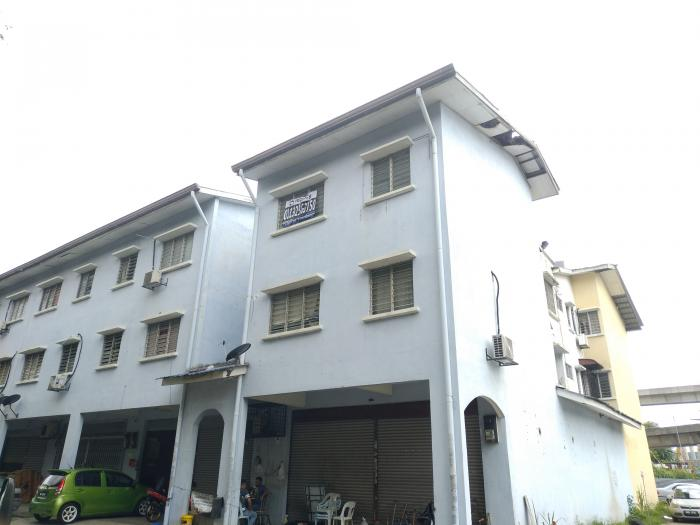 KELANA IDAMAN SHOP APARTMENT-NON BUMI
