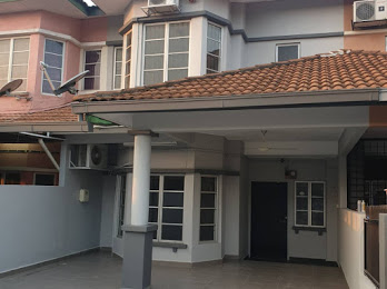 RENOVATED EXTENDED Double Storey House Bandar Puteri Klang